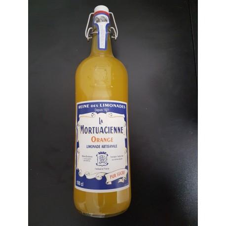 Limonade artisanale Orange