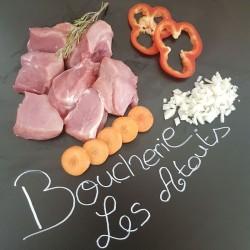 Civet de porc